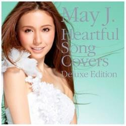May J./Heartful Song Covers - Deluxe Edition - 【CD】 [May J. /CD]