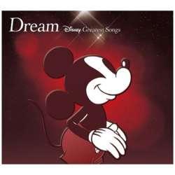 ディズニー / ドリーム-ディズニー・グレイテスト・ソングス -ライヴ・アクション- CD