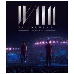 東方神起/東方神起 LIVE TOUR 2015 WITH 通常盤 【ブルーレイ ソフト】