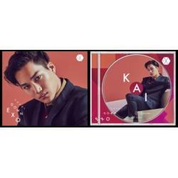 EXO/COUNTDOWN 初回盤 KAI Ver.   [EXO /CD]