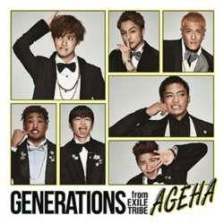 GENERATIONS from EXILE TRIBE/AGEHA 【CD】