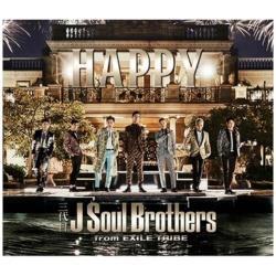 三代目 J Soul Brothers from EXILE TRIBE/Happy?(DVD付) 【CD】 [三代目 J Soul Brothers from EXILE TRIBE /CD]