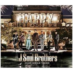 三代目 J Soul Brothers from EXILE TRIBE/Happy? CD