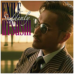 EXILE ATSUSHI/RED DIAMOND DOGS / Suddenly/RED SOUL BLUE DRAGON CD