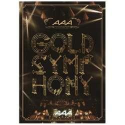AAA/AAA ARENA TOUR 2014 -Gold Symphony- 通常盤 【DVD】