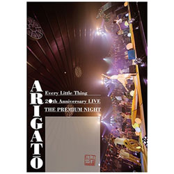 """Every Little Thing/Every Little Thing 20th Anniversary LIVE """"THE PREMIUM NIGHT"""" ARIGATO DVD"""
