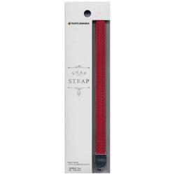 〔ハンドストラップ〕 SNAP STRAP レッド RBST085