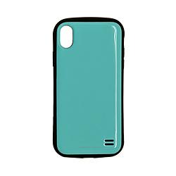 iPhone XS Max 6.5インチ用 VANILLA PACK 4430IP865HB ミントブルー