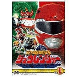 恐竜戦隊ジュウレンジャー VOL.1 DVD