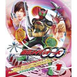 仮面ライダーOOO(オーズ) Vol.1 BD