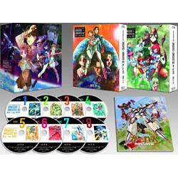 超時空世紀オーガス×オーガス02 Blu-ray BOX 初回生産限定 【ブルーレイ ソフト】   [ブルーレイ]