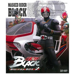 仮面ライダーBLACK Blu-ray BOX 2 BD