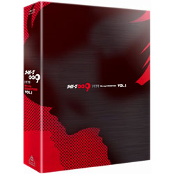 サイボーグ009 1979 Blu-ray COLLECTION Vol.1 初回生産限定 【ブルーレイ ソフト】   [ブルーレイ]