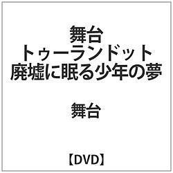 舞台「トゥーランドット 廃墟に眠る少年の夢」 DVD