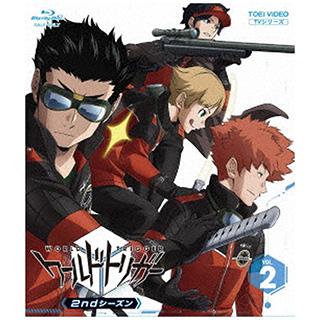 ワールドトリガー 2ndシーズン VOL.2 BD