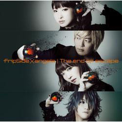 【クリックで詳細表示】fripSide×angela / The end of escape 初回限定盤 DVD付 CD