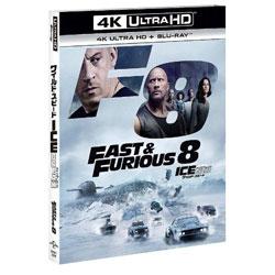 ワイルド・スピード ICE BREAK [4K ULTRA HD + Blu-rayセット] 【ウルトラHD ブルーレイソフト】