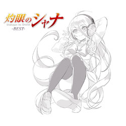 TVアニメ「灼眼のシャナ」ベストアルバム 灼眼のシャナ-BEST- 初回限定盤 CD