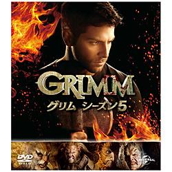 GRIMM / グリム シーズン5 バリューパック DVD