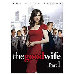 グッド・ワイフ-彼女の評決- シーズン5 DVD-BOX Part1 DVD