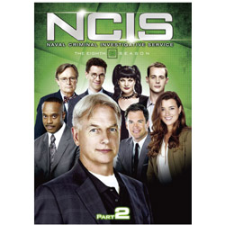 NCIS ネイビー犯罪捜査班 シーズン8 DVD-BOX Part2 DVD