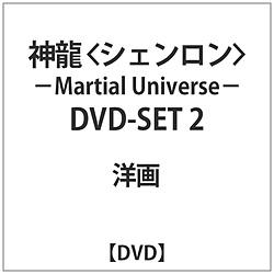 神龍<シェンロン>-Martial Universe- DVD-SET2 DVD