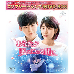 あなたが眠っている間に BOX1 <コンプリート・シンプルDVD-BOX5,000円シリーズ>
