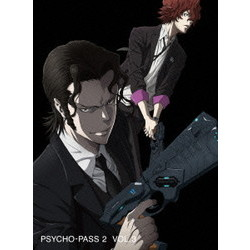 PSYCHO-PASS サイコパス 2 VOL.3 【ブルーレイ ソフト】   [ブルーレイ]