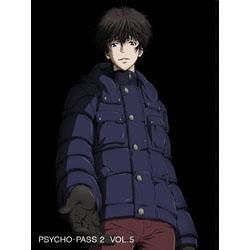 PSYCHO-PASS サイコパス 2 VOL.5 【ブルーレイ ソフト】   [ブルーレイ]