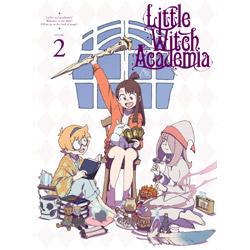 [2] リトルウィッチアカデミア VOL.2 DVD