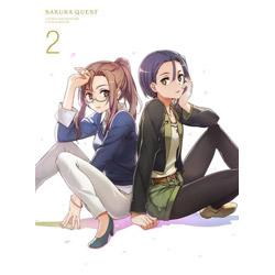 [2] サクラクエスト VOL.2 DVD