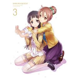 [3] サクラクエスト VOL.3 DVD