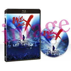 WE ARE X Blu-ray スタンダード・エディション BD