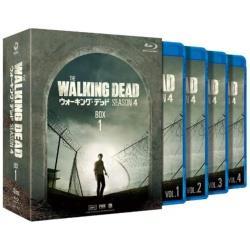 THE WALKING DEAD/ウォーキング・デッド <シーズン4> Blu-ray BOX 1 BD