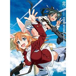 ストライクウィッチーズ ROAD to BERLIN 第2巻 Blu-ray