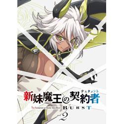 新妹魔王の契約者(テスタメント) BURST 2 DVD 限定版