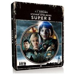 SUPER 8/スーパーエイト スチールケース仕様(数量限定) 【ブルーレイ ソフト】 [ブルーレイ]