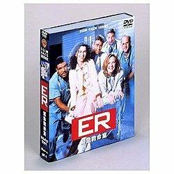 ER 緊急救命室 I <ファースト・シーズン> セット1 【DVD】   [DVD]