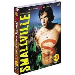 SMALLVILLE/ ヤング・スーパーマン <ファースト・シーズン> セット2 【DVD】   [DVD]