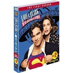 LOIS&CLARK/新スーパーマン <ファースト> セット2 【DVD】