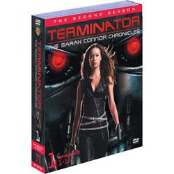 TERMINATOR: THE SARAH CONNOR CHRONICLES/ターミネーター:サラ・コナー クロニクルズ <セカンド・シーズン> セット1 ソフトシェル DVD