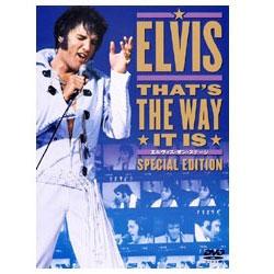 エルヴィス・プレスリー / エルヴィス・オン・ステージ スペシャル・エディション DVD