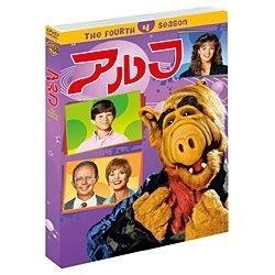 アルフ 〈フォース・シーズン〉セット2 DVD