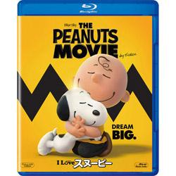 I LOVE スヌーピー THE PEANUTS MOVIE BD
