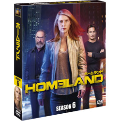 HOMELAND/ホームランド シーズン6 <SEASONSコンパクト・ボックス> DVD