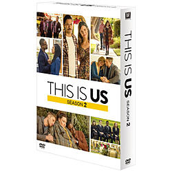THIS IS US / ディス・イズ・アス シーズン2 DVDコレクターズBOX2 DVD