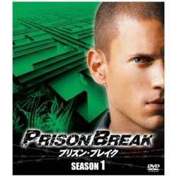 プリズン・ブレイク <シーズン1> SEASONSコンパクト・ボックス DVD