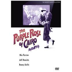 カイロの紫のバラ DVD