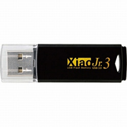 PFU-XJ3S/32GK USB3.0対応 USBメモリー (32GB/ブラック)