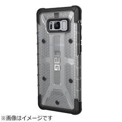 Galaxy S8+用 Plasma Case アイス URBAN ARMOR GEAR UAG-GLXS8PLS-IC